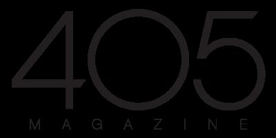 405 Magazine Logo
